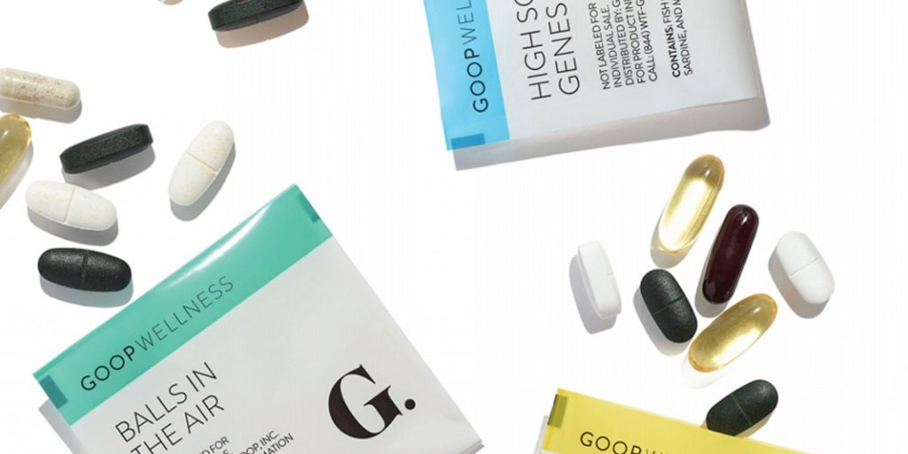 Paltrow's even getting into the game | Goop Wellness