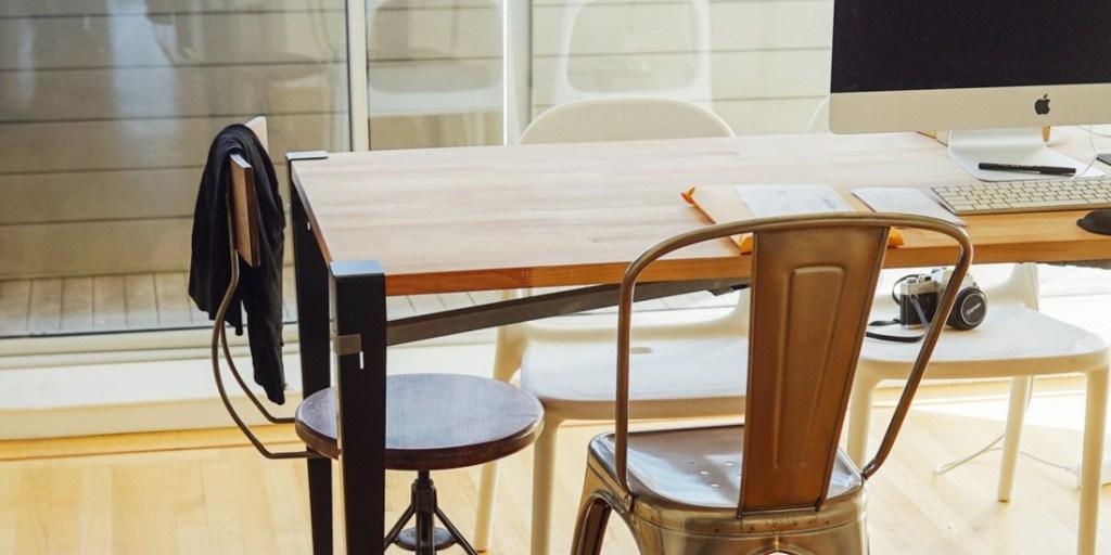 Floyd's modular table legs: Cost-effective modern luxury | Curbed