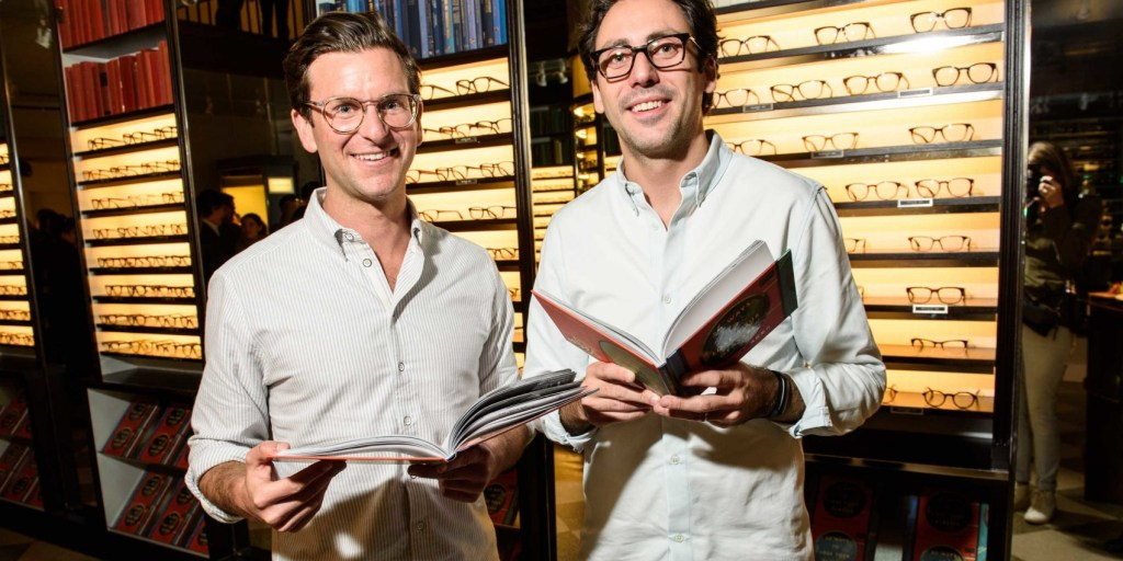 Gilboa and Blumenthal   Warby Parker