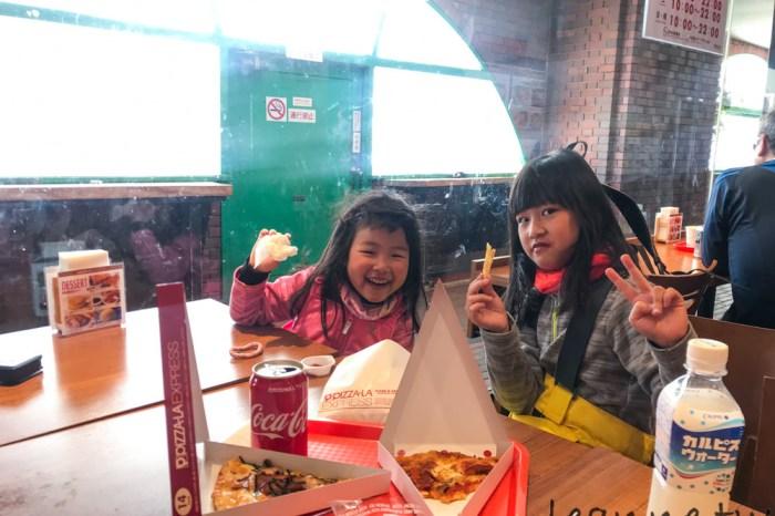 [日本親子滑雪]苗場王子飯店餐廳 午餐與晚餐經驗分享