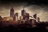 bridge-city-river-melbourne-buildings