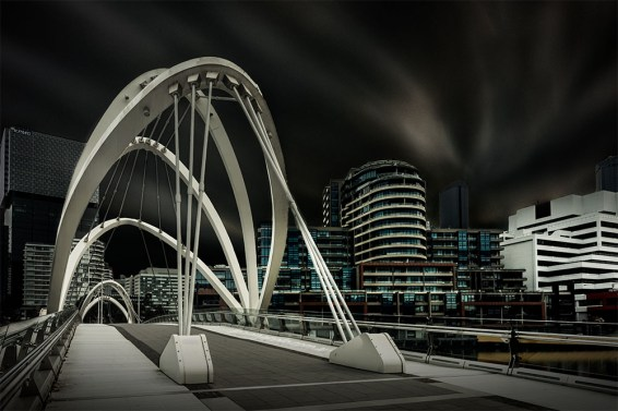 seafarers-bridge-longexposure-docklands-melbourne