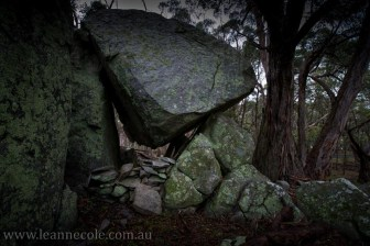 castlemaine-mountain-rocks-bushland-fog-8219