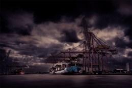 cranes-shipping-docks-ships-melbourne