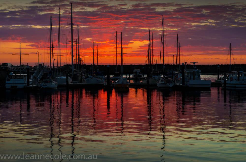 apollo-bay-sunrise-harbour-boats-4