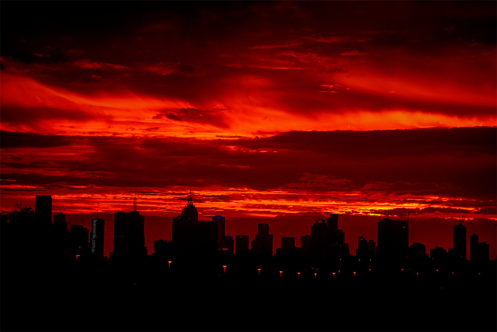 melbourne-skyline-city-sunset-victoria