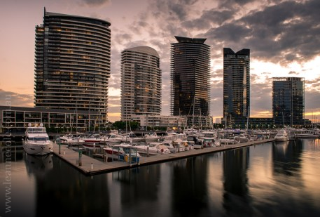 melbourne-yarrariver-sunset-night-docklands-0739