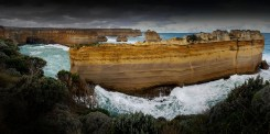 This is in the same place as Loch Ard Gorge as well. This is Razor back.