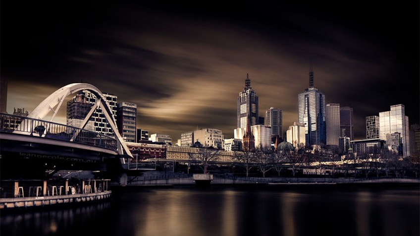 city-bridge-ponyisland-longexposure-melbourne