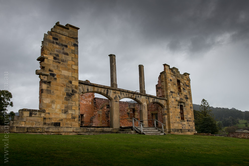 Port Arthur Historical Site in colour - LEANNE COLE - The ...