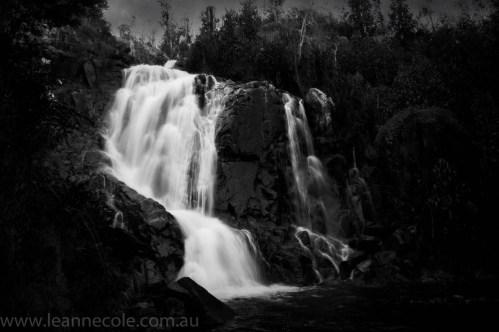marysville-steavensons-falls-water-monochrome-100