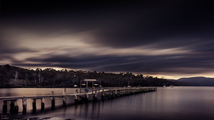 portarthur-tasmania-pier-long-exposure