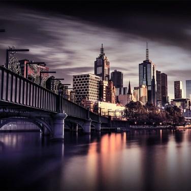 Melbourne Cityscape 6