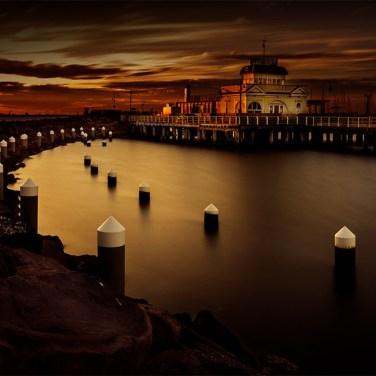 St Kilda Pier 1