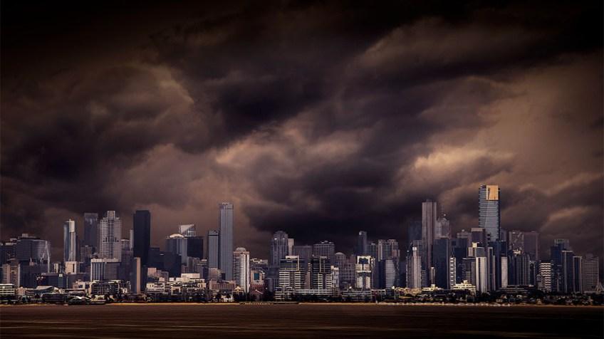 cityscape-melbourne-storm-bay-skyline