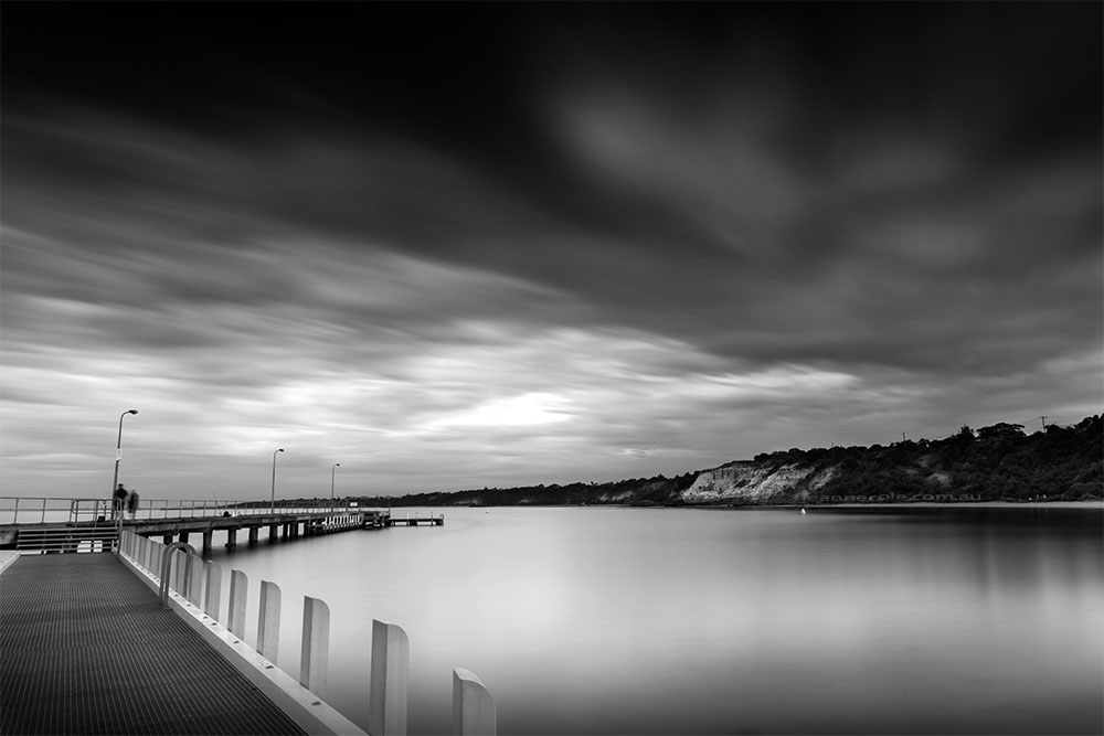 half-moon-bay-long-exposure-monochrome
