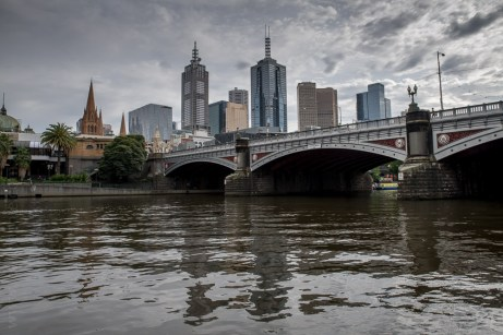 photo challenge 1 - Bridge melbourne-city-tamron-morning-australia-3032