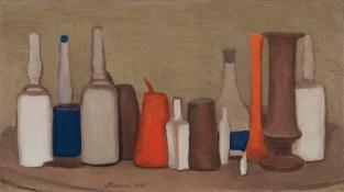 Giorgio Morandi painter printmaker