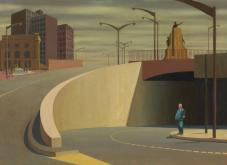 jeffrey smart australian painter