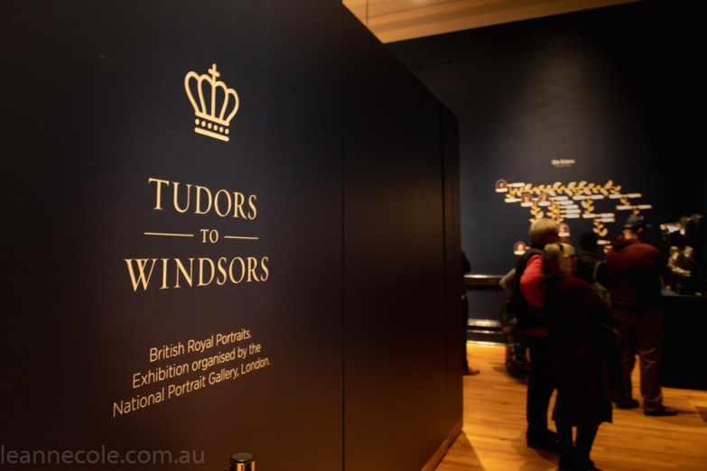 Art Exhibition - Tudors to Windsors