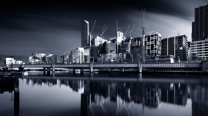 Monochrome Wednesday - My favourite view