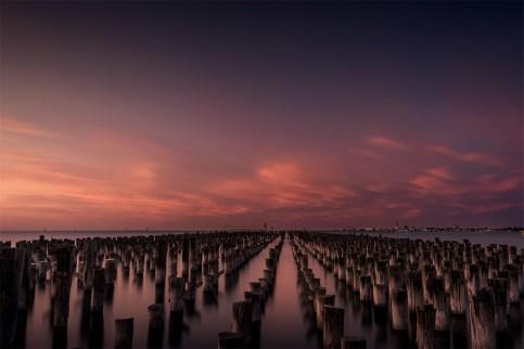 Silent Sunday - Revisiting Princes Pier