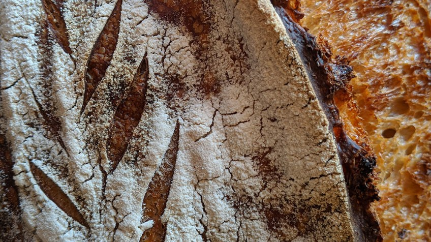 I promised you a post on sourdough and what I have learned from making it a long time ago, but I have finally put it together for you.