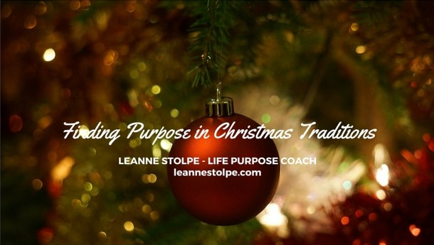 Finding Purpose in Christmas Traditions