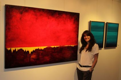 Leanne with Into the Depths_IMG_4010