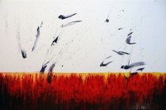 PASSION'S FLURRY 40X60 2009