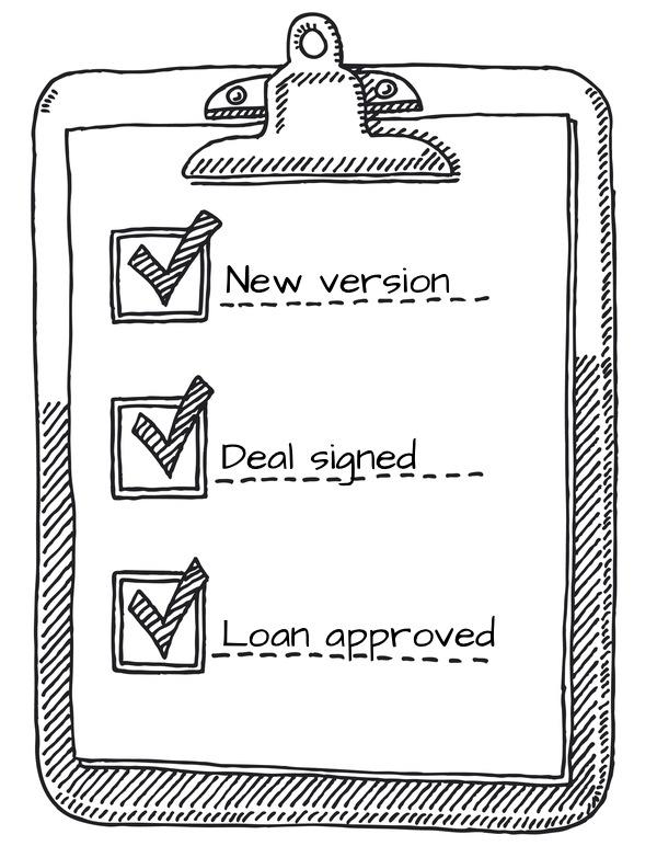 business plan list of assumptions