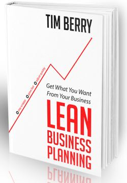 Lean Business Planning cover