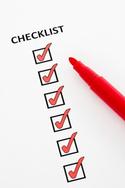 Business Execution Checklist