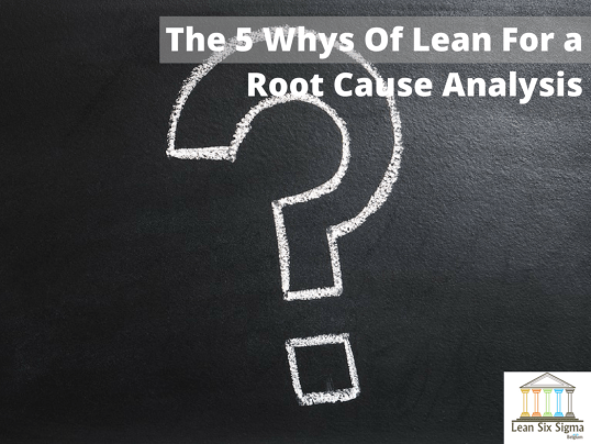lean root cause analysis
