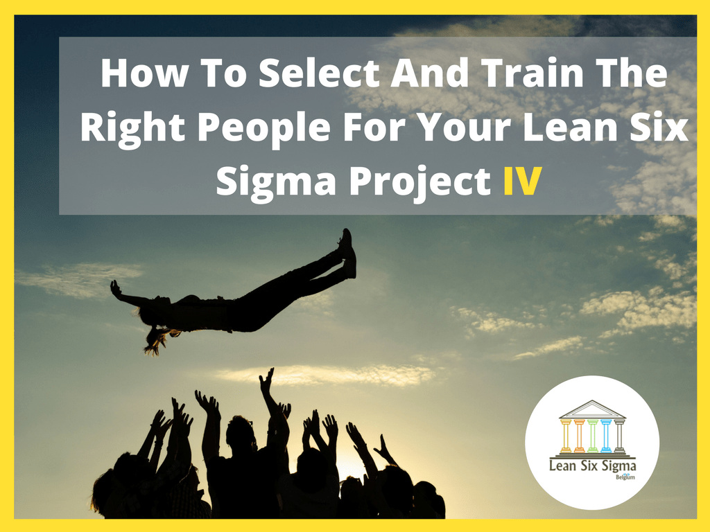 people lean six sigma project
