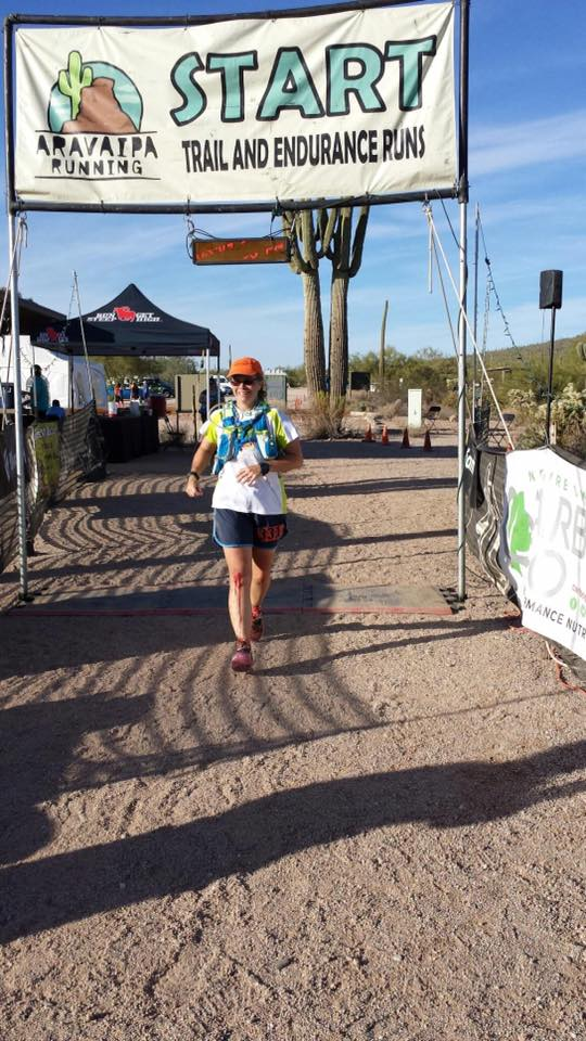 LEAP-Coaching Ultramarathon Runner Kathleen O'Neill from Arizona