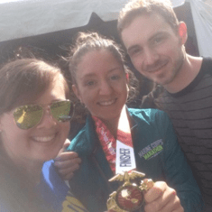 LEAP-Coaching Marathon Runner Britni Tourjee from Connecticut