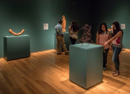 Asia Society, Houston, LEAP Center, SHSU, Bamboo Art