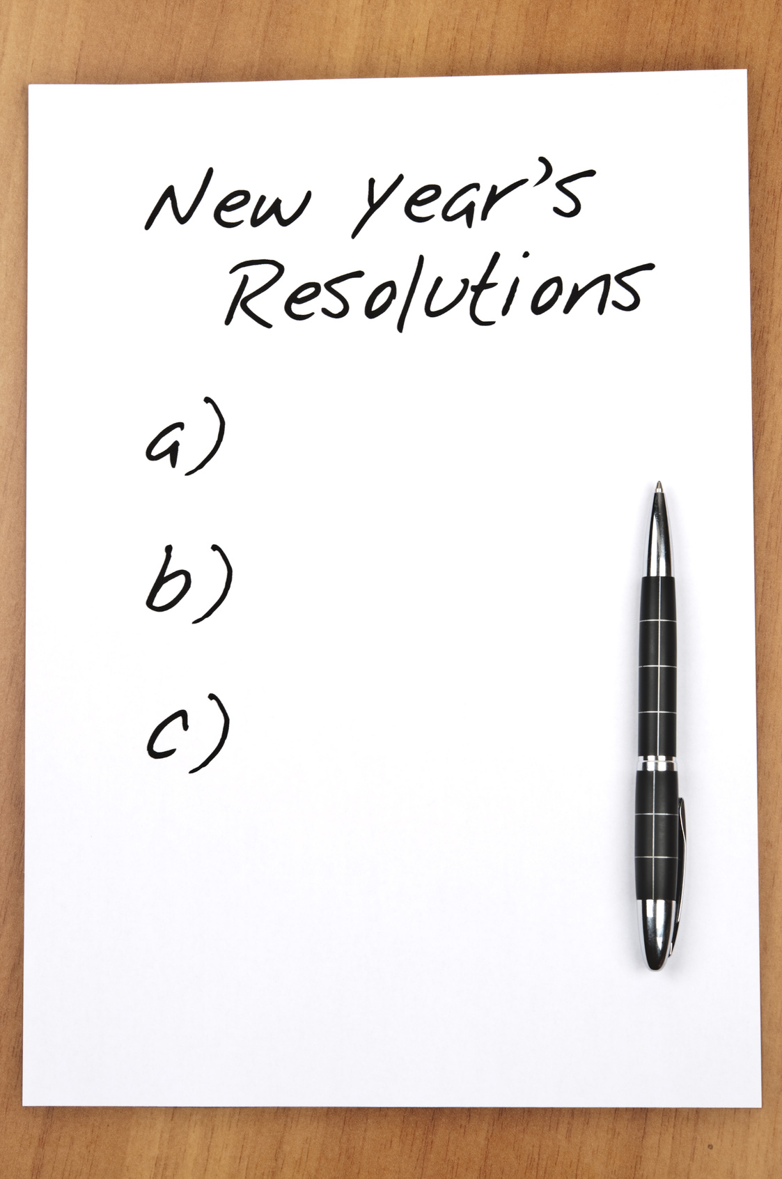 Great Expectations Why New Year S Resolutions Fail