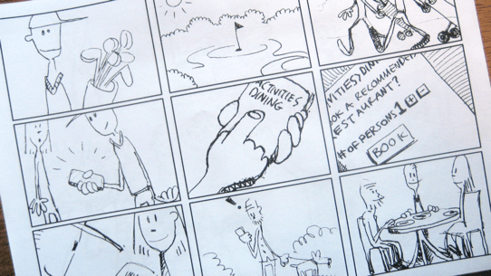 InUse storyboard 2