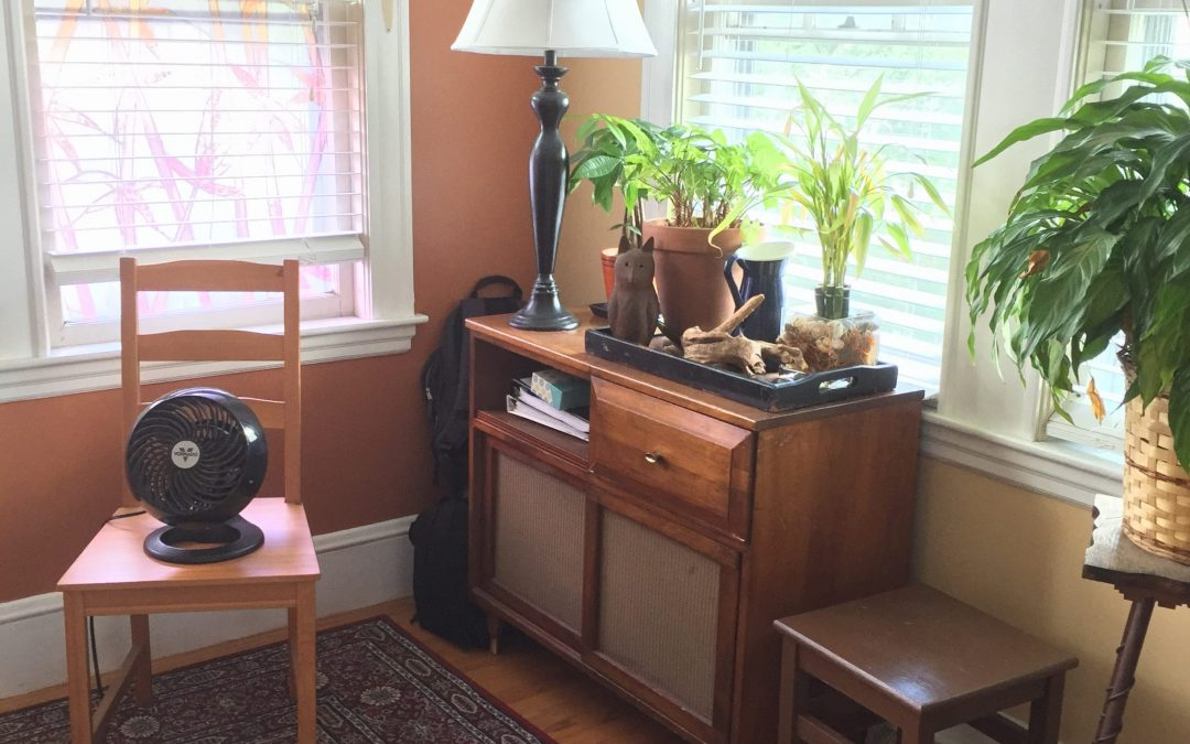 How to Work Big in a Small Space