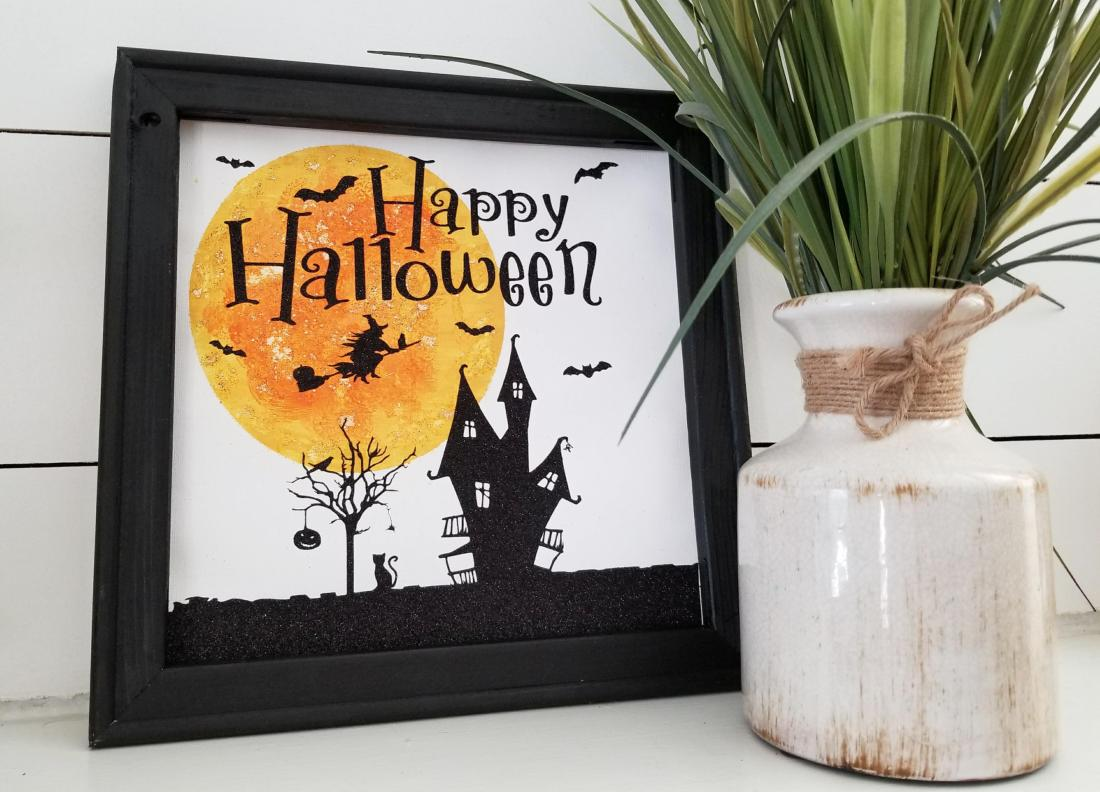 Download Halloween Cricut Projects with FREE SVG Files! - Leap of ...
