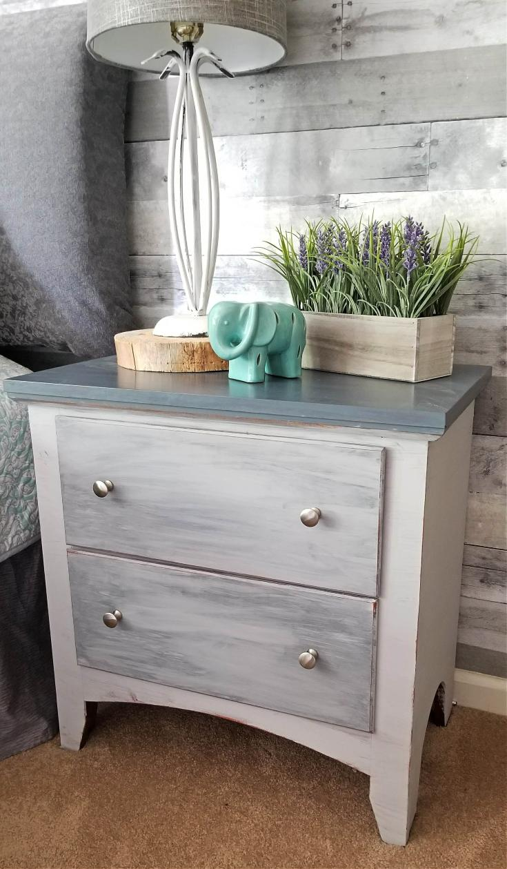 how to paint with chalk paints easily