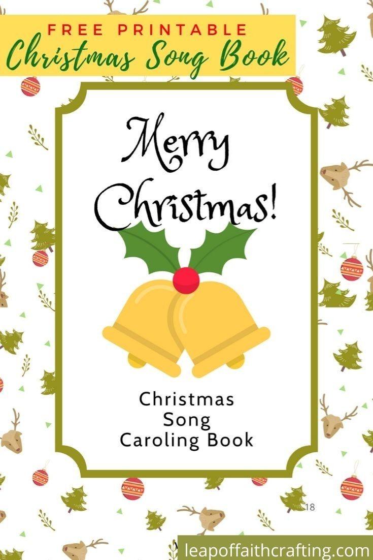 Free Christmas Carols Lyrics Pdf To Print Now Leap Of Faith Crafting