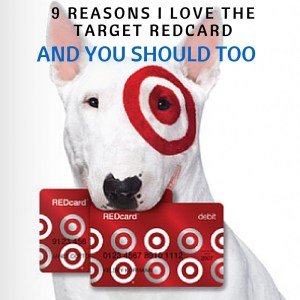 9 Reasons I love the target redcard