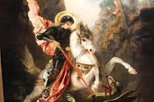 São Jorge, livrai-me de meus dragões interiores