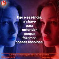 Ego e essência: a chave para entender porque fazemos nossas escolhas