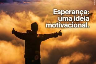 ideia motivacional