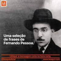 Uma seleção de frases de Fernando Pessoa