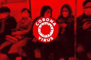 5 Pessoas usando máscaras cirúrgicas sentada lado a lado mostrando como o coronavírus nos afeta emocionalmente
